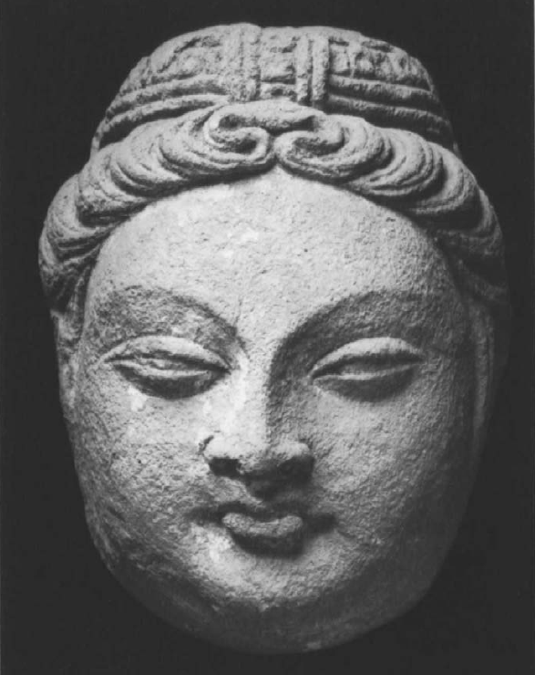 Head of a Devata