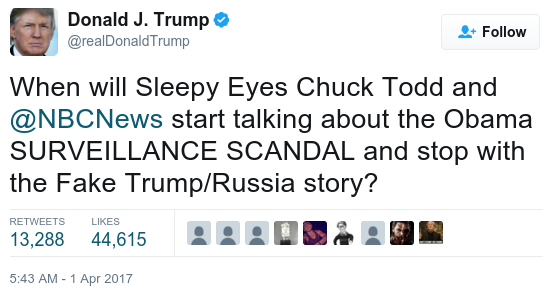 Does Chuck Todd have sleepy eyes?