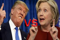 2016 Presidential Election-Hillary vs Trump