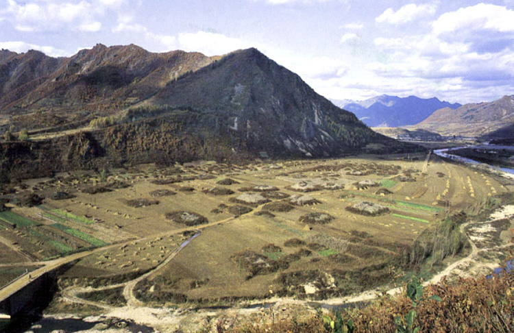 Capital Cities and Tombs of the Ancient Koguryo Kingdom