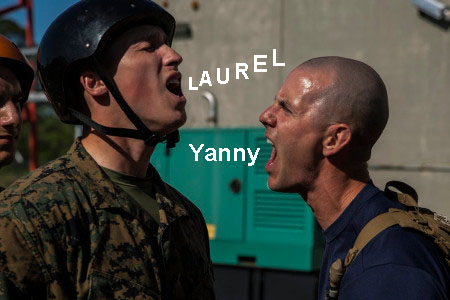 Laurel vs Yanny