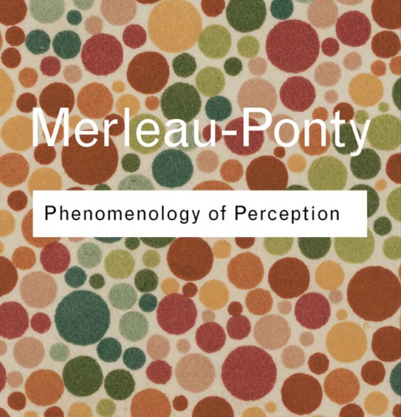 Book Cover: Phenomenology of Perception
