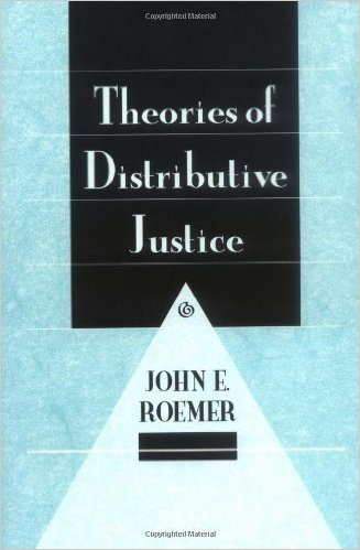Theories of Distributive Justice