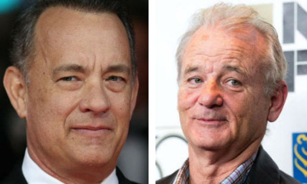 Tom Hanks or Bill Murray?