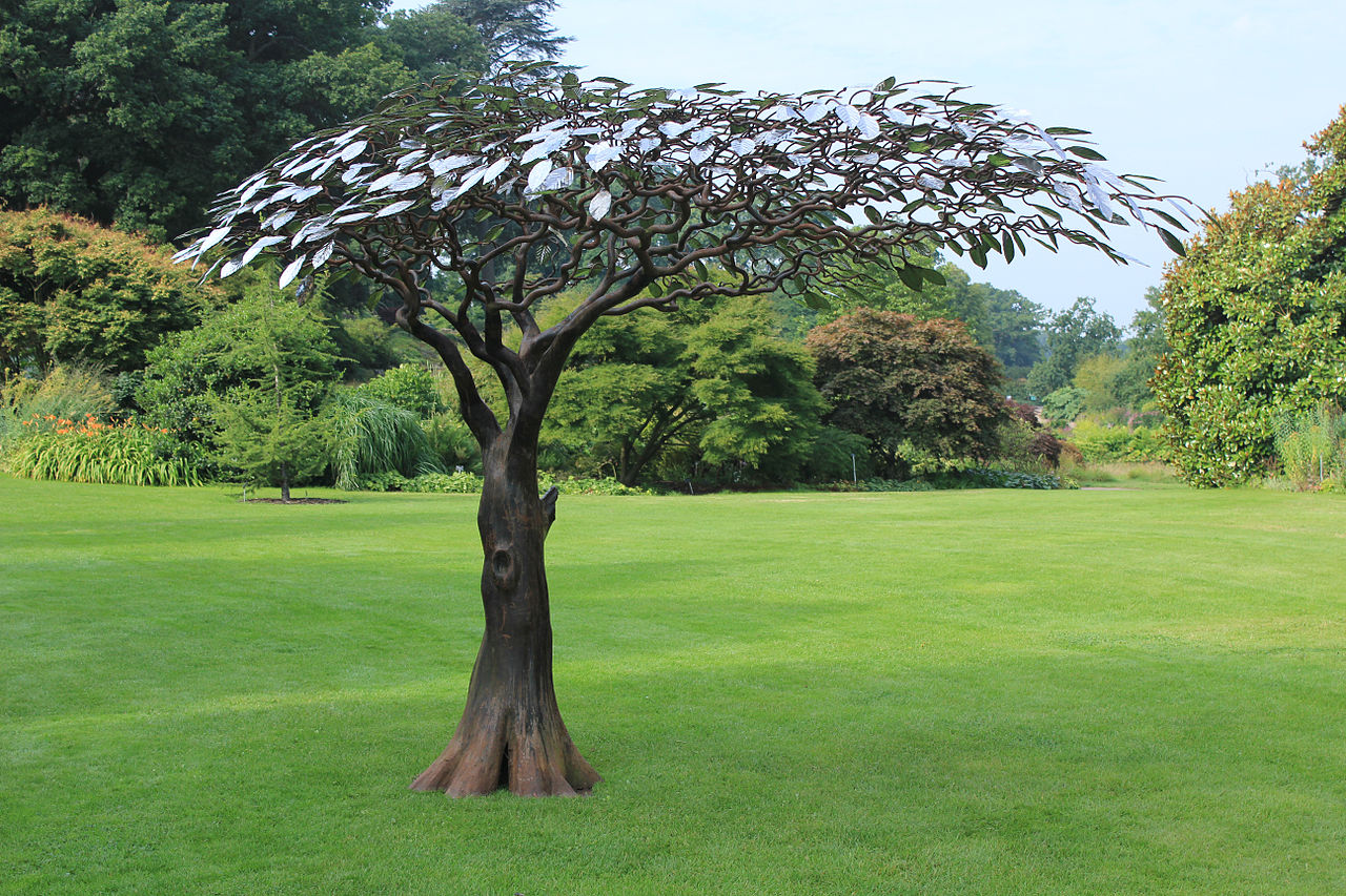 Arbour Metallum Tree Sculpture