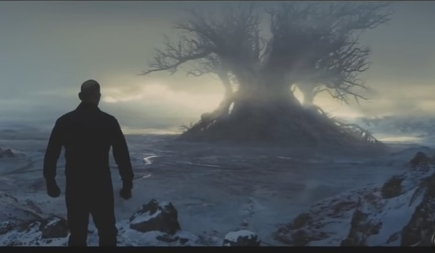 Tree of Life in the movie 'The Last Witch Hunter'