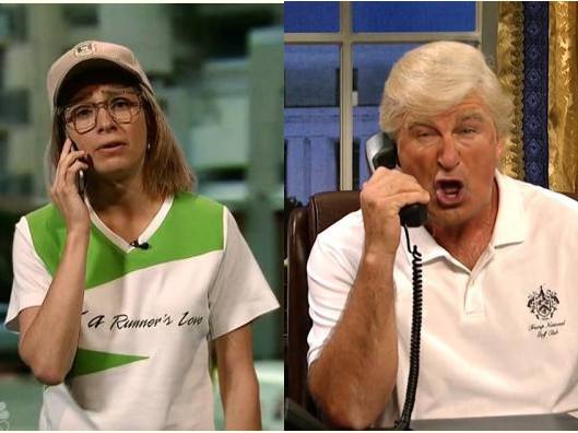 SNL: Trump calls San Juan mayor a 'nasty' woman