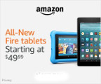 Amazon - All-New Fire Tablets