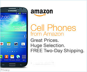 Amazon Cell Phones & Service Plans