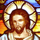 Jesus Christ as the good shepherd