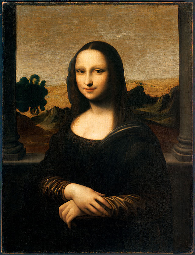 The Isleworth Mona Lisa.