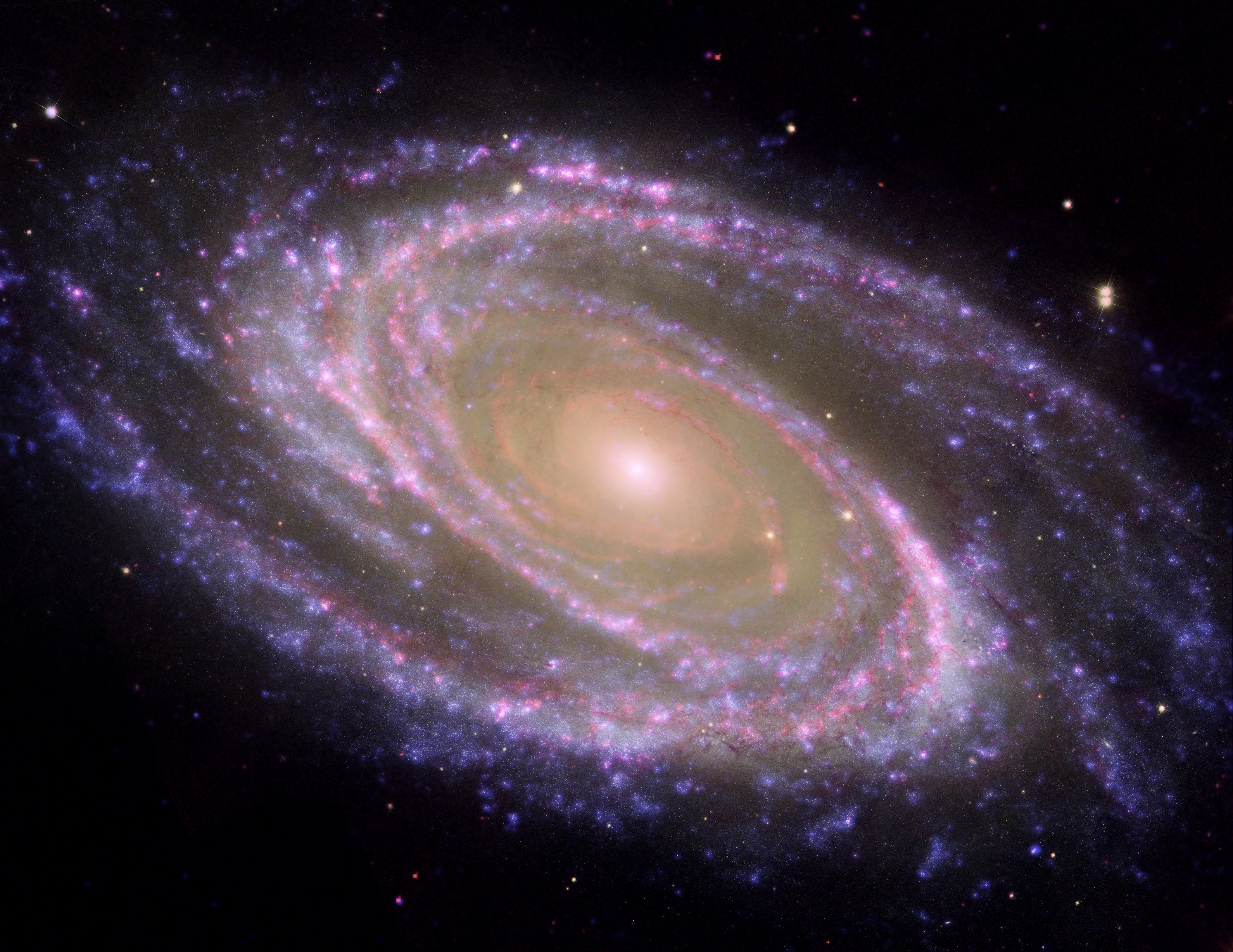 andromeda galaxy 3 3d guide to the galaxy courtesy nasa jpl