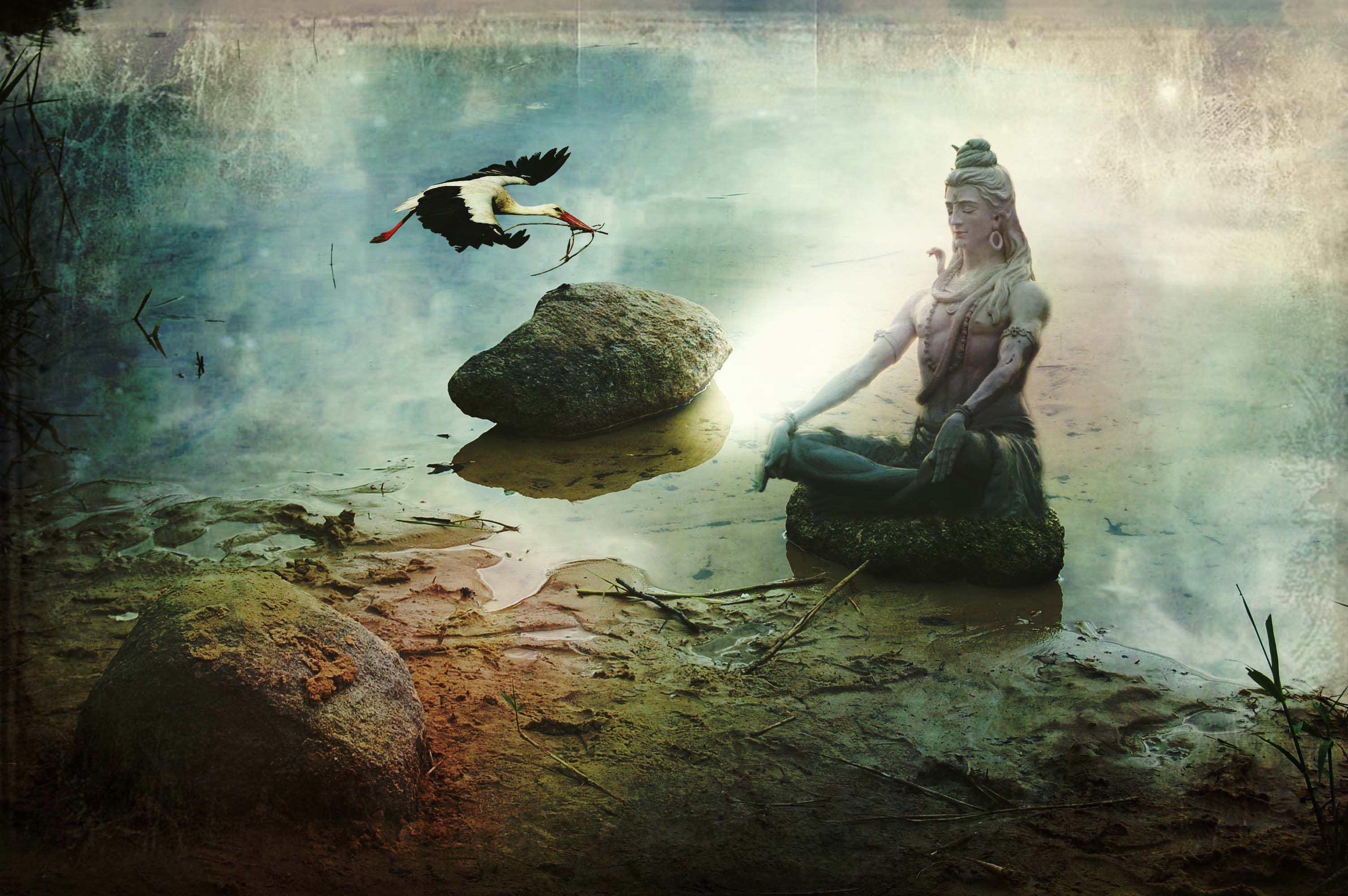 Lord Shiva Meditation