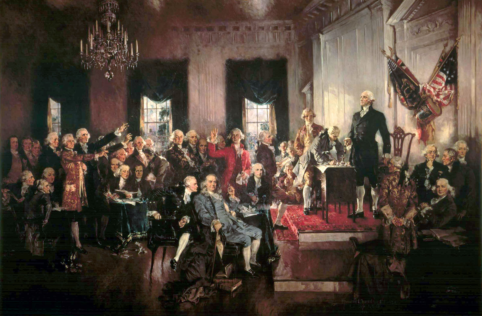 the most notable individuals in the history of the united states The constitution of the united states established america's national  more power, fearing it would endanger the rights of states and individuals reporters  access hundreds of hours of historical video, commercial free, with history vault.