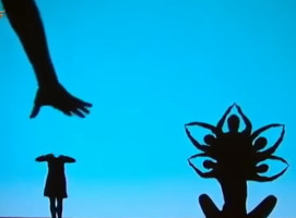 Pilobolus shadow dance