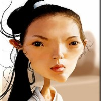 #1: Cool & Funny Portrait paintings � Digital painting Gallery
