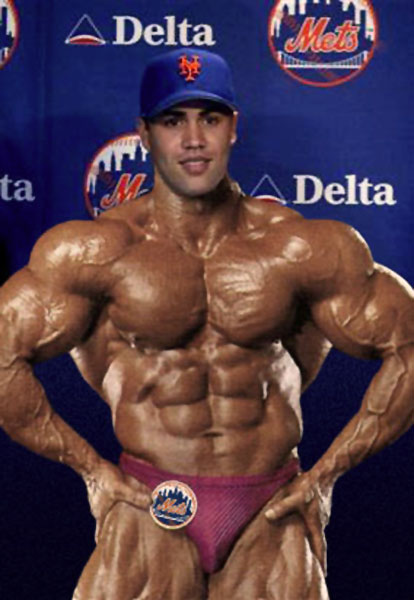 Baseball and steroid