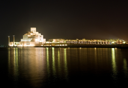 #1: Museum of Islamic Art in Doha,Qatar.