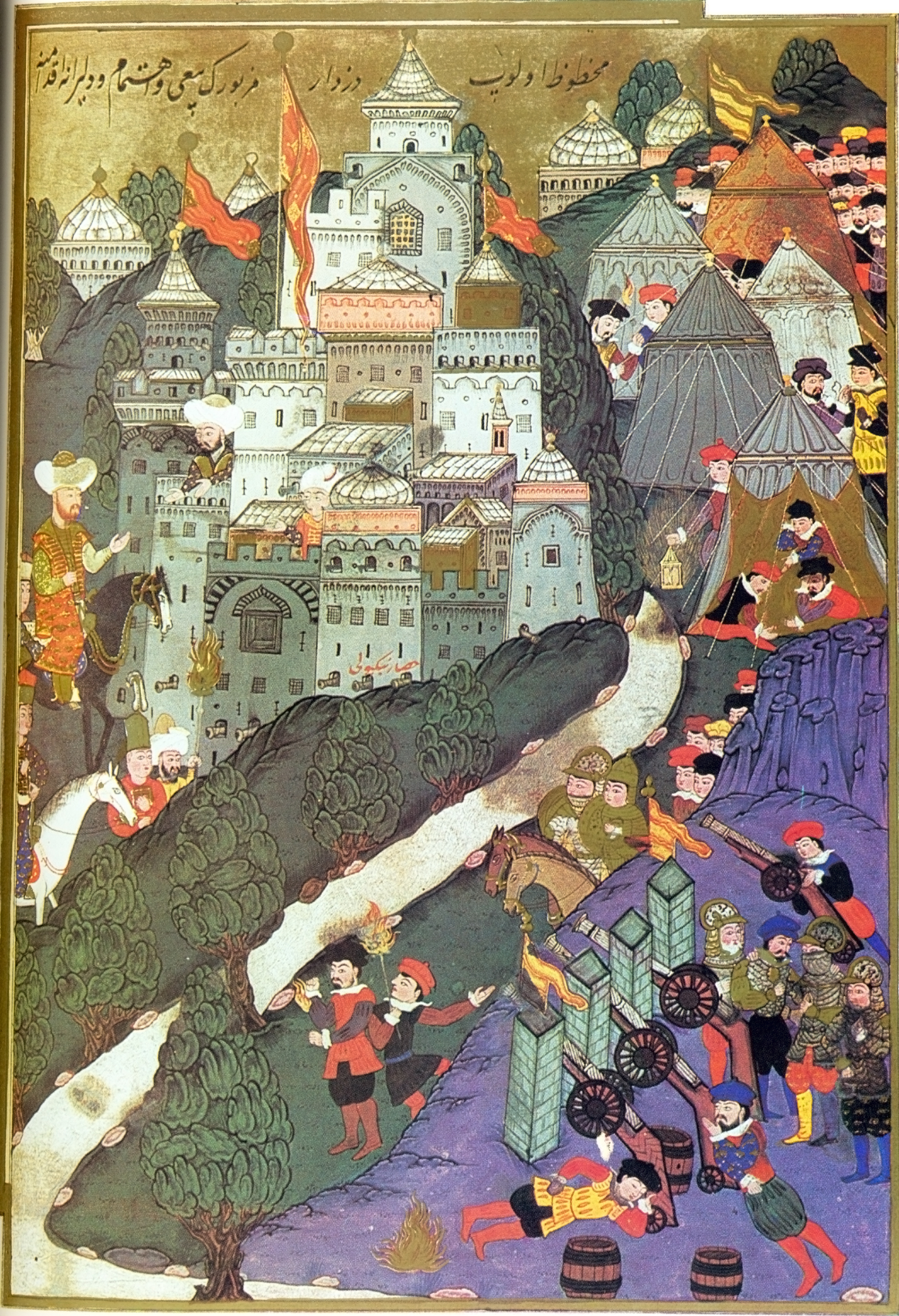 magreb arts and ottoman influence Except for morocco, which remains independent, ottoman control is established  in other areas at the end of the period, arts and architecture begin to reflect the.