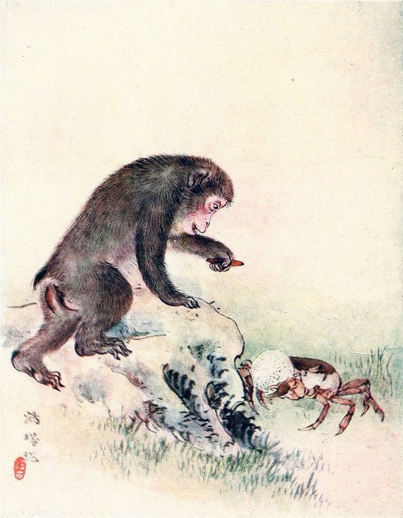 The Crab and the Monkey