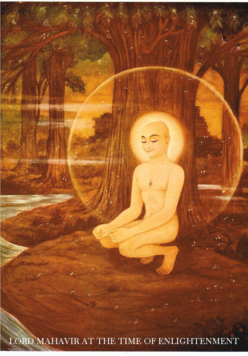 Mahavira Enlightenment