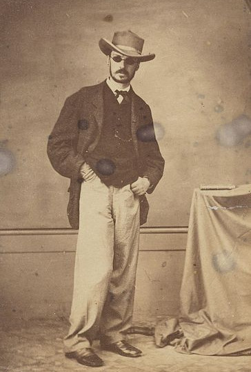 William James in Brazil, 1865
