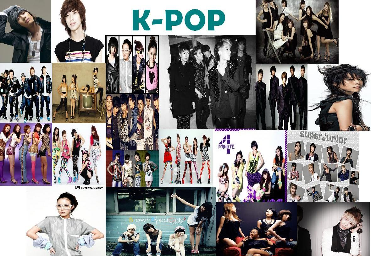 Korean K-Pop