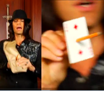 Criss Angel: The Pencil Stab revealed