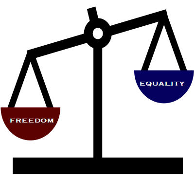 Freedom/Equality