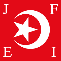 Flag of the Nation of Islam.