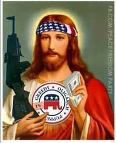 What Would Republican Jesus do ?