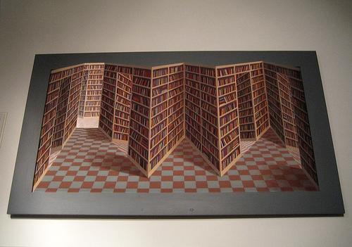 3d-optical illusion