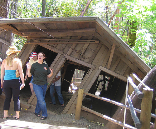 House of Mystery at the Oregon Vortex