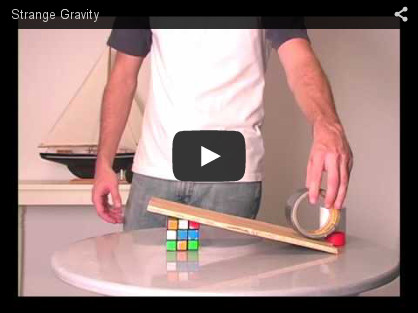 Anti-Gravity Illusion!