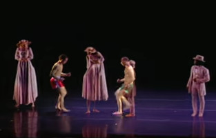 Pilobolus Dance - Performing in NZ