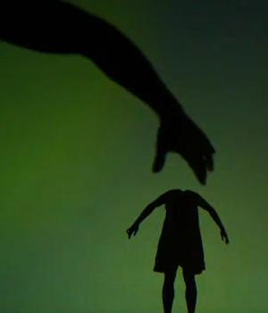 Pilobolus SHADOWLAND: the Transformation