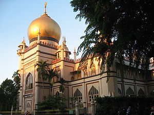 Sultan Mosque Singapore Picture on Mosque Mosque Html