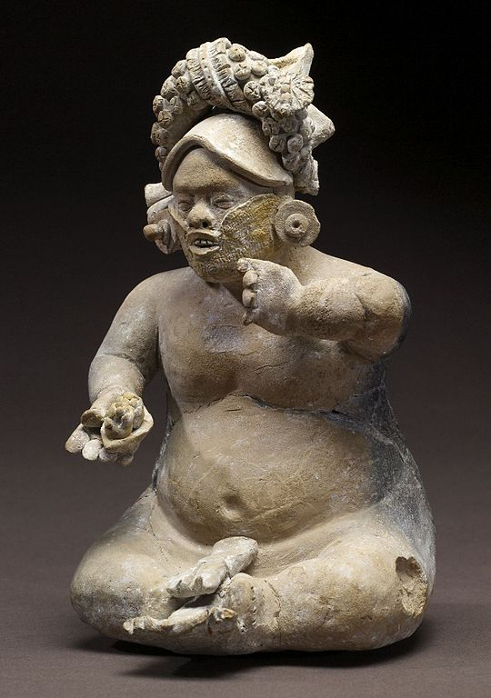 In Maya religion, the dwarf was an embodiment of the Maize God's helpers at creation