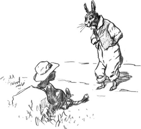 Br'er Rabbit and the Tar-Baby