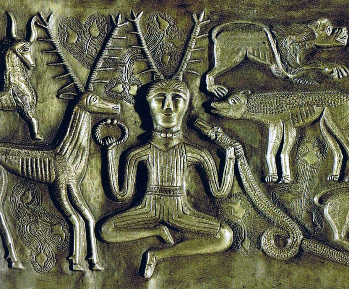Cernunnos-the horned god