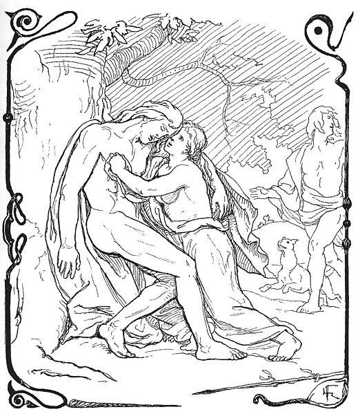 balder nordisk mytologi
