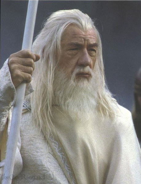 Sir Ian McKellen portrayed Gandalf in The Lord of the Rings film series
