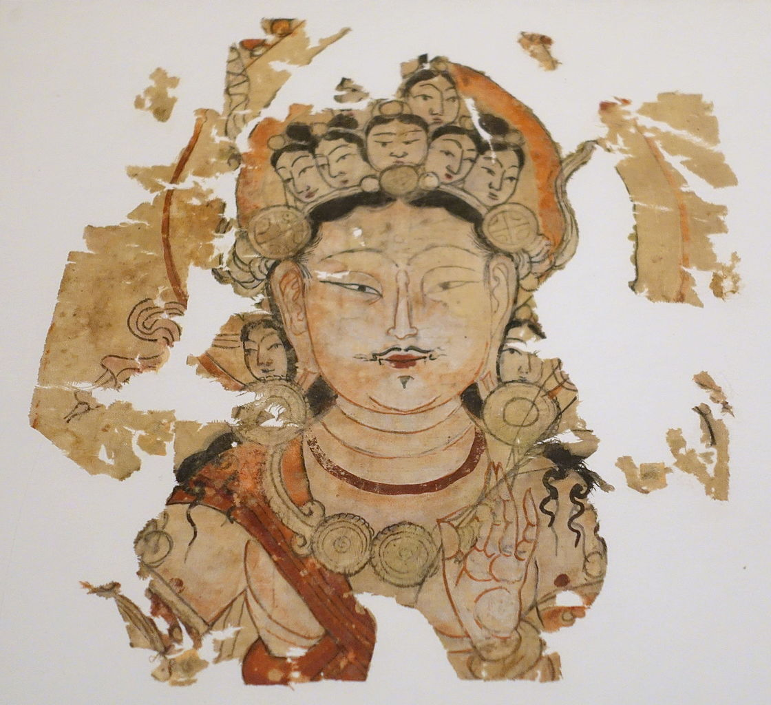 Eleven-Headed Avalokiteshvara