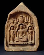 Three Buddhas: Buddhas of the past, present and future.