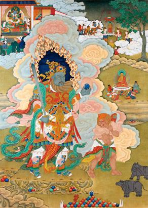 # 10: Virudhaka