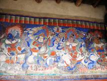 # 1: Virudhaka-Dhritarastra-Virupaksha-Vaisarvana, mosteiro Diskit