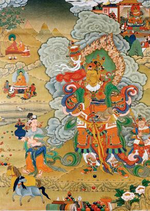 # 9: Vaishravana