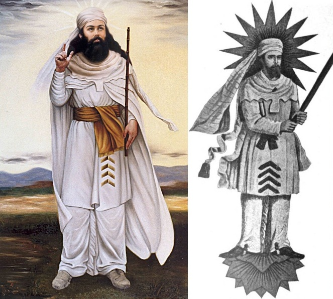 image of Zoroaster