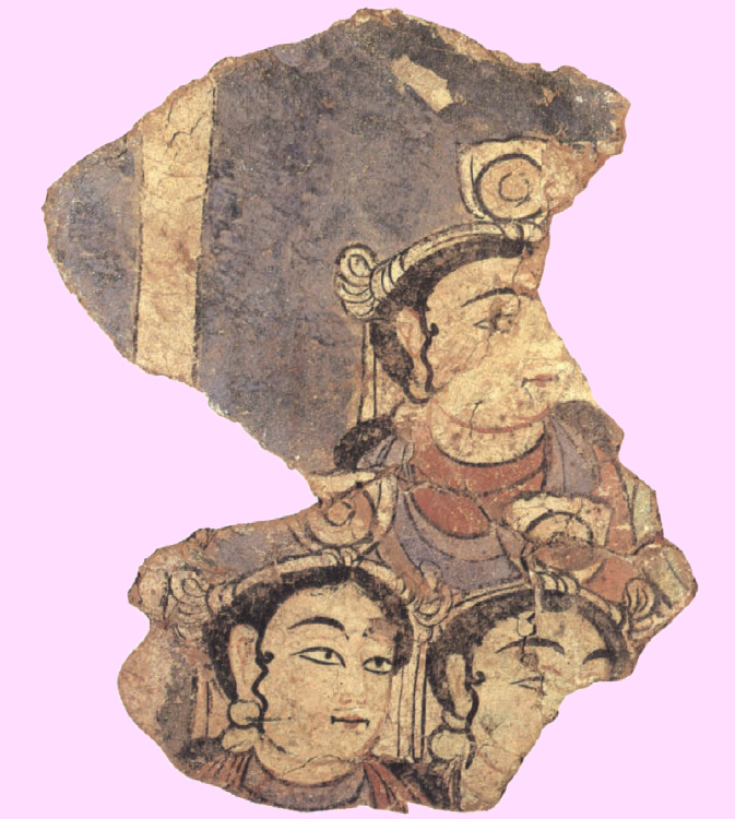 Three Manichaean Women