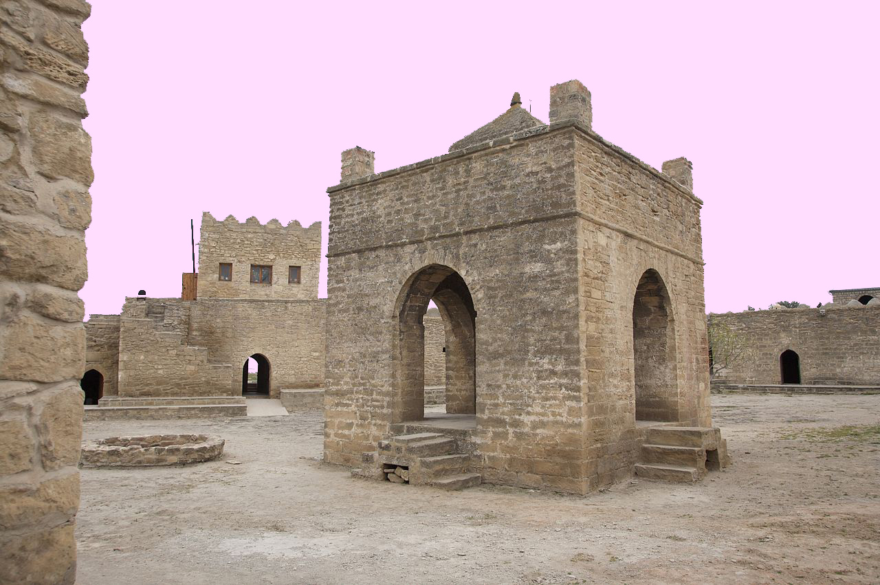 Ateshgah Fire Temple (Fire Temple of Baku)